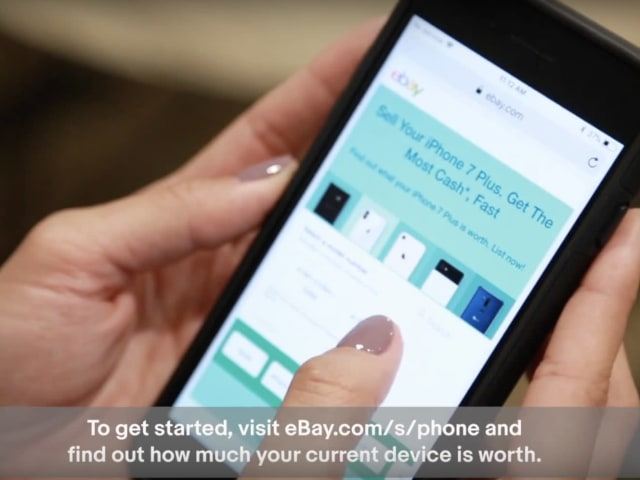Ebay S Instant Selling Is A Hassle Free Way To Sell Your Old Phone Engadget