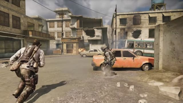 A screenshot from Call of Duty: Mobile