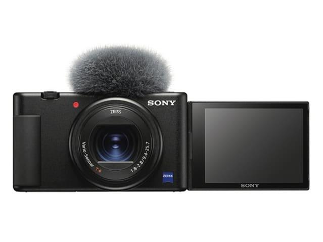 Sony ZV-1 compact vlogging camera