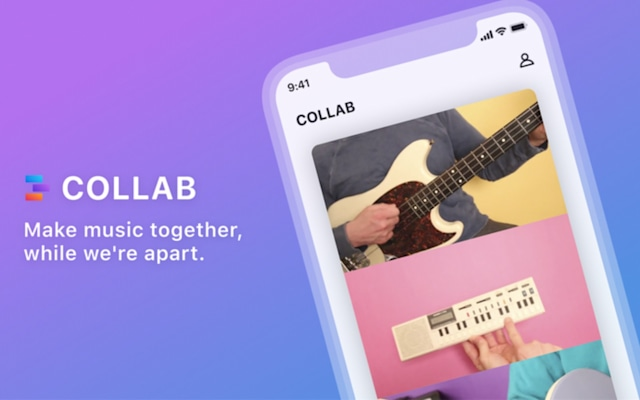 Facebook new 'Collab' app.