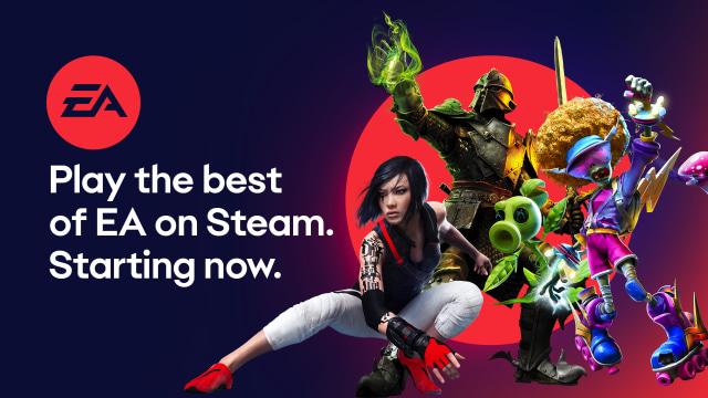 EA game characters