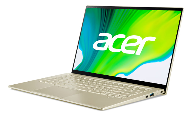 Acer's latest Swift 5 laptop