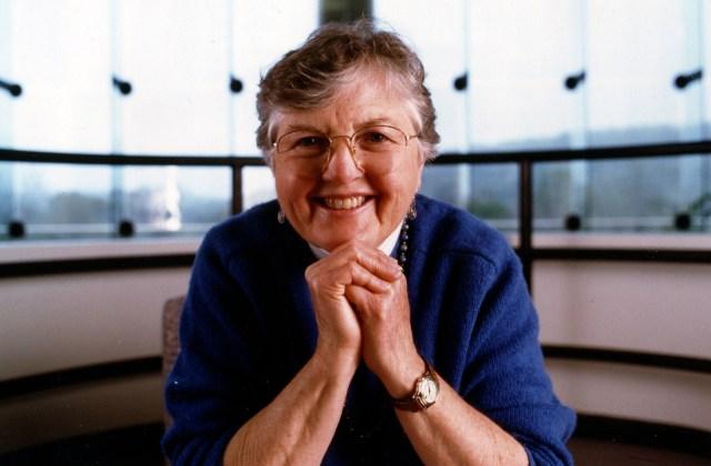 Computing pioneer Frances Allen