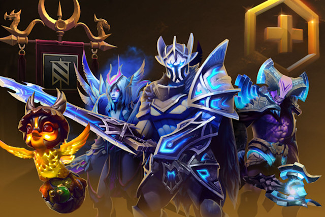 'Dota 2' and Plus updates for October 2020