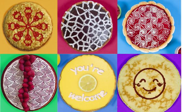 Cakewalk3D turns your regular 3D printer into a food printer