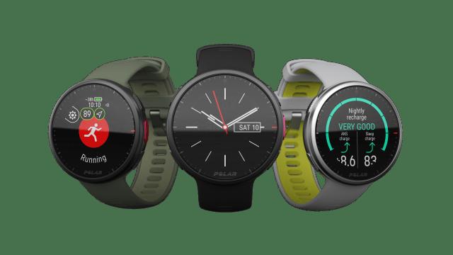 Polar Vantage V2 multi-sport watch