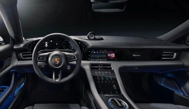 Porsche Taycan Apple Podcasts