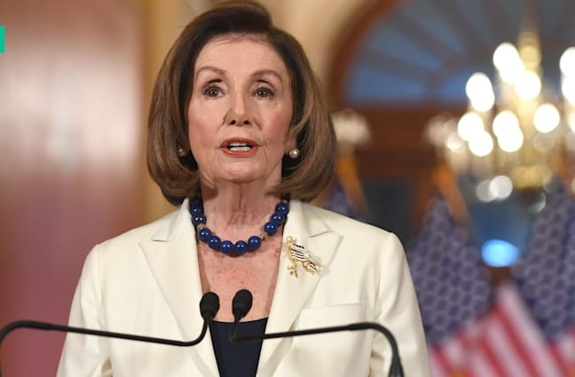 Nancy Pelosi authorises drafting of impeachment articles against Trump