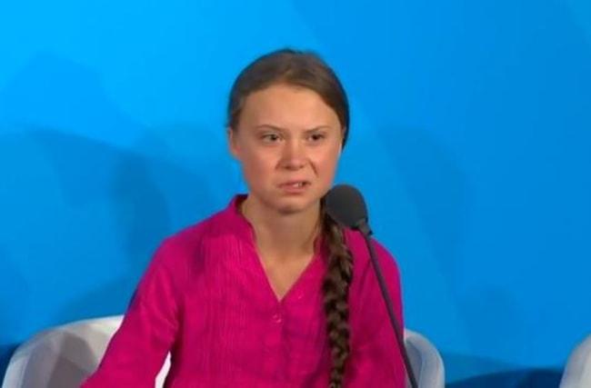 Brazil's president calls Greta Thunberg a 'brat' over comments on Twitter
