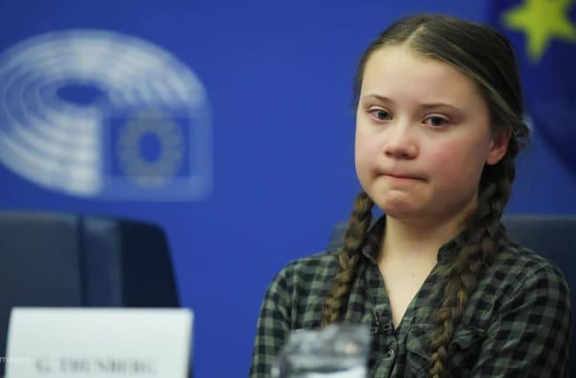 Trump mocks Greta Thunberg's Time Person of the Year honour