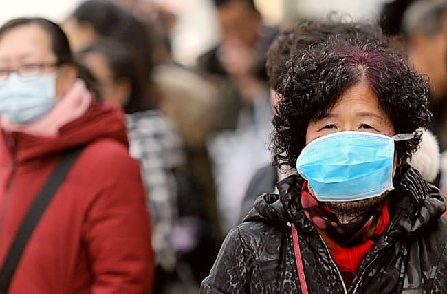British tourist struck down by mystery bug 'feared to be coronavirus'