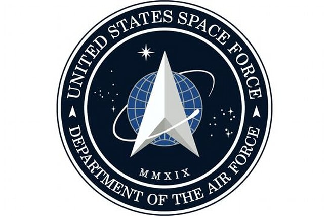 Trump presents new Star Trek-style logo for Space Force