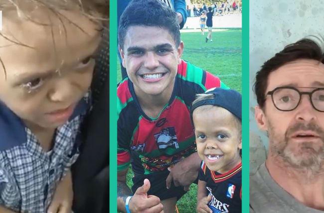 Internet rallies round bullied boy, 9, in viral video