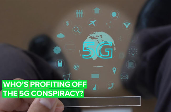 Why the '5G conspiracy' is harmful (and making some people money)