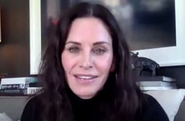 Courteney Cox 'Double-Protecting' Against Coronavirus AND Murder Hornets
