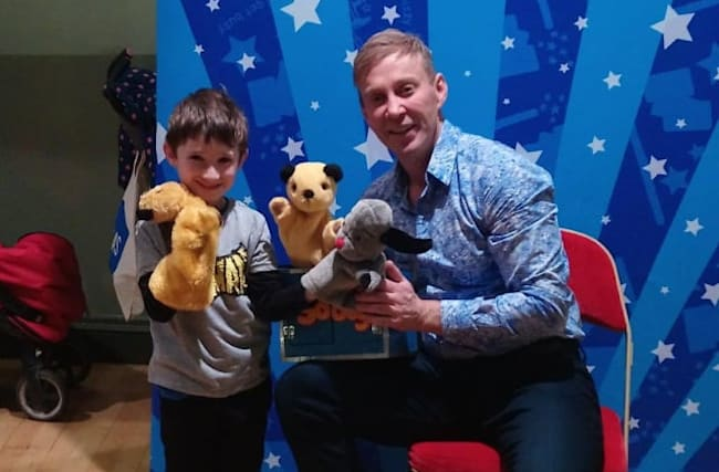 Original Sooty TV puppet set to fetch huge sum at auction