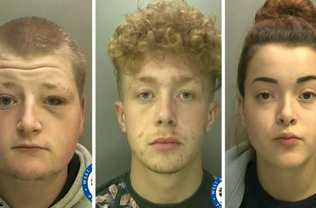 Teens who subjected school boy to six hour torture session jailed