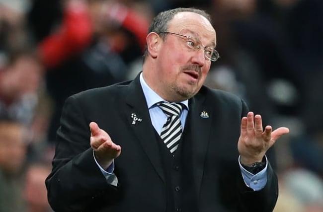 Shearer slams Newcastle 'shambles' as Benitez hailed
