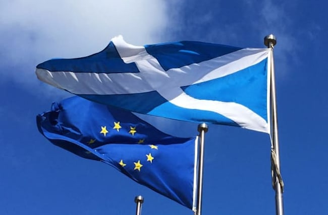 Path open for an independent Scotland to join the EU