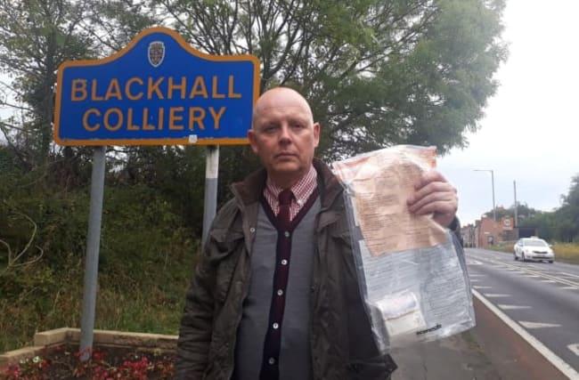 Police praise residents who keep handing in bundles of cash