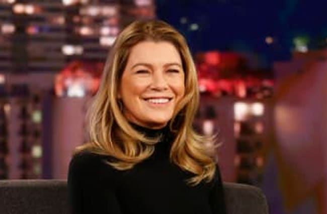 Ellen Pompeo Says 'Grey's Anatomy' Had A 'Really Toxic' Work Environment