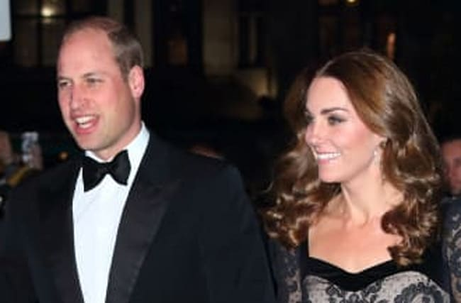 Someone Leaked Kate Middleton And Prince William's Christmas Card