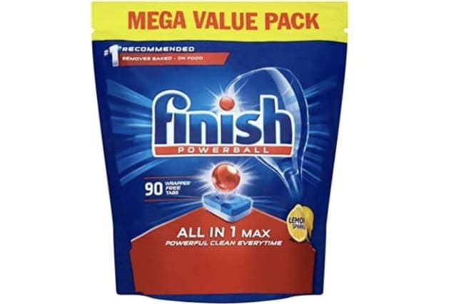 Amazon Prime Day deal: Save yourself £££s on dishwasher tabs