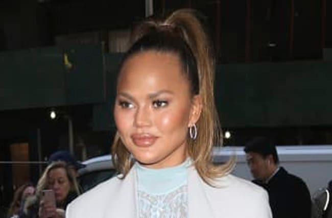Chrissy Teigen Slams American Airlines
