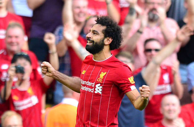 Dominant Liverpool ease to win over Arsenal at Anfield