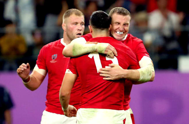 Wales march on after thrilling victory over France