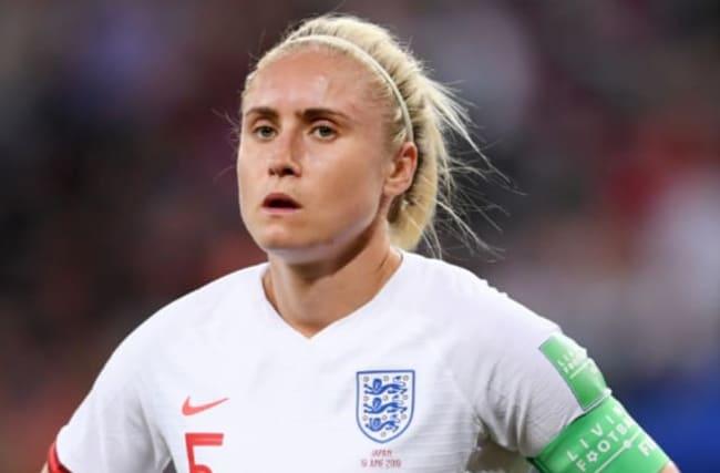 England captain Houghton a 'major doubt' for Norway clash