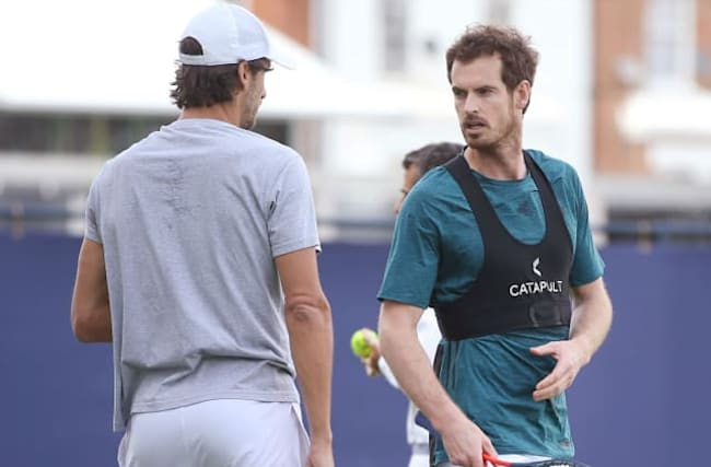 Murray to face top seeds in Queen's doubles return