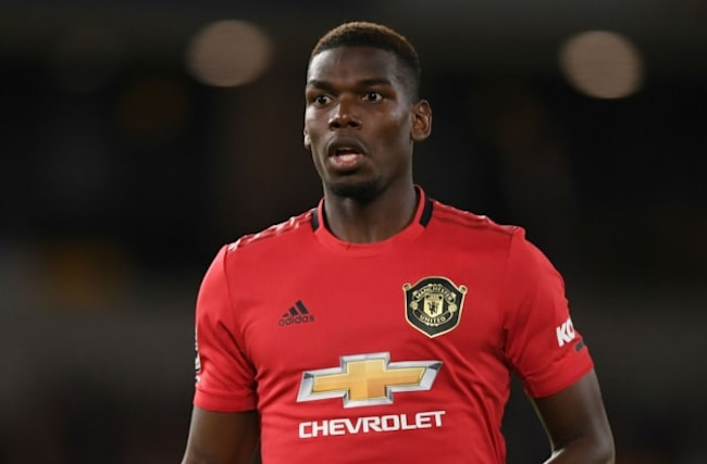 Man United 'disgusted' as Paul Pogba is racially abused online
