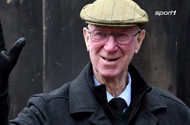 Jack Charlton: A look back at his life in pictures