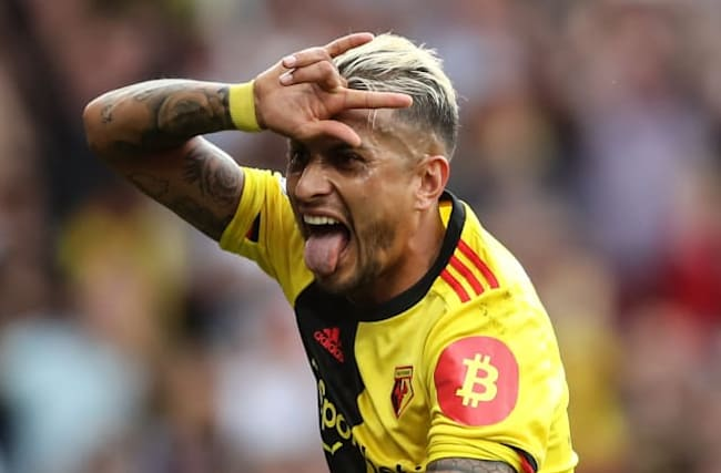 Watford hit back from two behind to draw with Arsenal