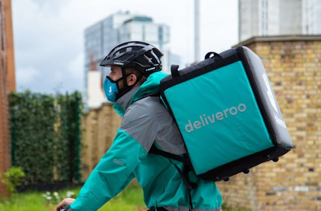 Morrisons and Deliveroo team up to offer 30-minute deliveries