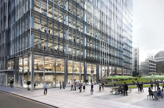 BT to move to new site after £210m sale of St Paul's HQ