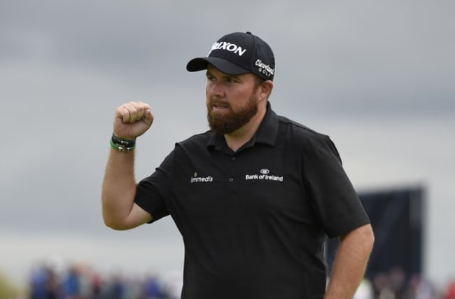 Shane Lowry shoots stunning 63 to seize control of Open