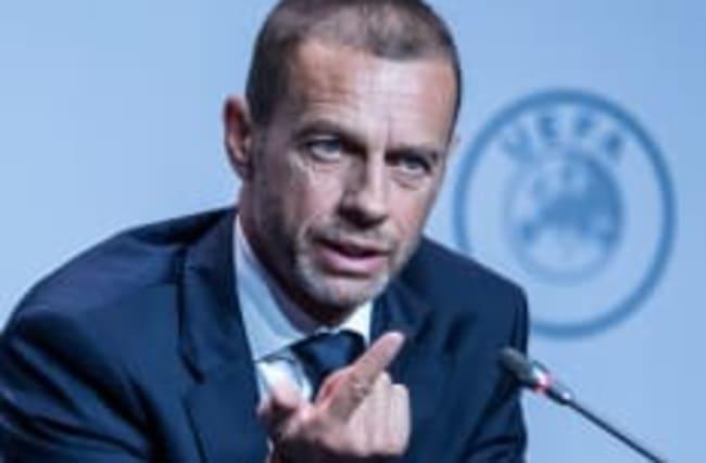 Uefa-Präsident: Ab dem Stichtag ist die Saison verloren