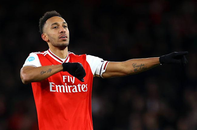 Four-some Gunners rout Newcastle at the Emirates