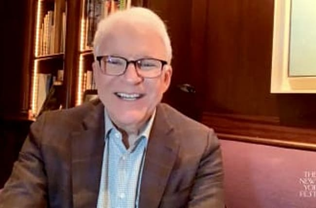 Steve Martin's Mike Pence Halloween Costume Is So Simple