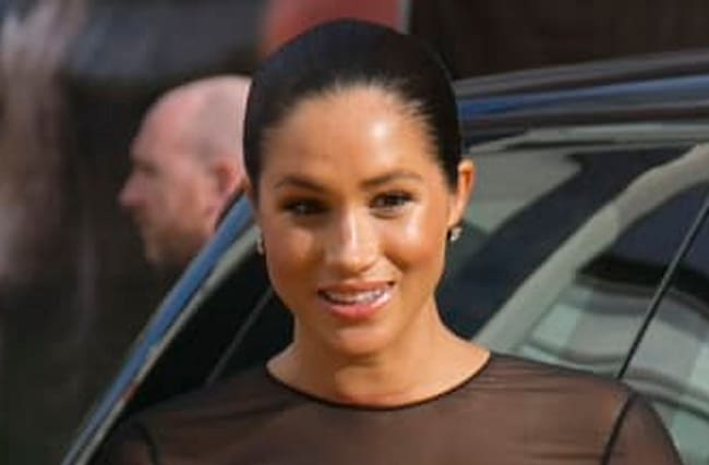 Meghan Markle Surprises Patrons Of Her New Charity Line
