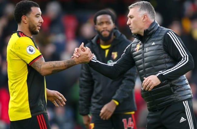 Deeney misses penalty as Spurs fire blanks at Watford