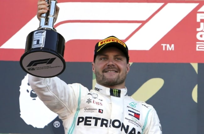 Bottas 'realistic' over his chances of catching Hamilton