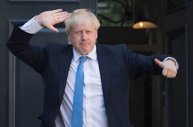 Boris Johnson's first task as PM: Write the nuclear strike orders
