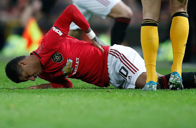 Medical expert fears Rashford is 'touch and go' for Euros