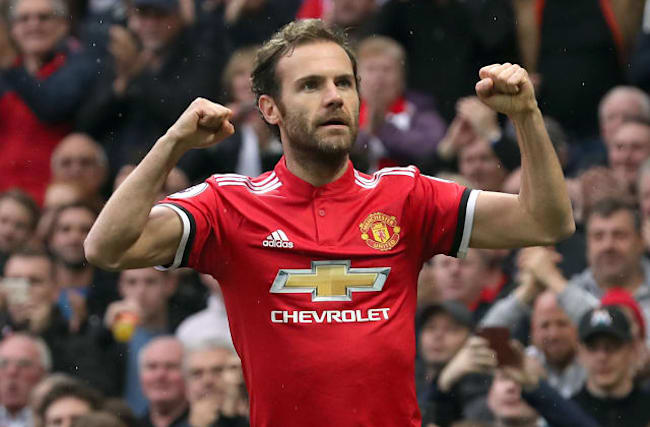 Mata agrees two-year extension at Manchester United