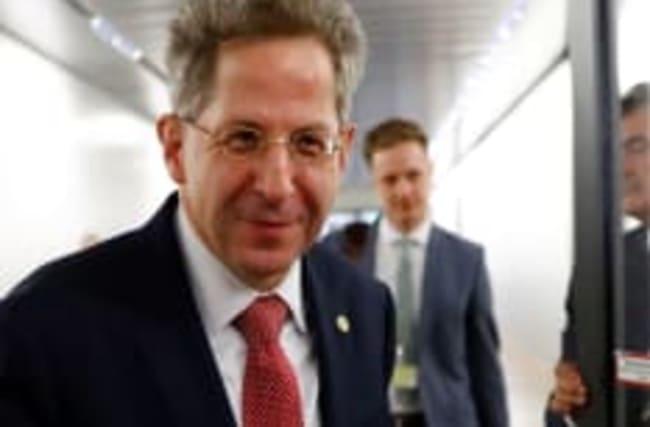 Parteiausschluss: CDU-Chefin will Maaßen rauswerfen
