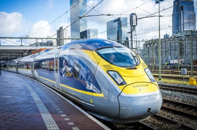 Eurostar passengers angry over changes to alcohol rules