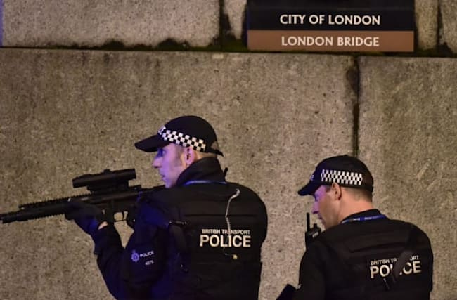 London Bridge attackers lawfully killed, inquest concludes